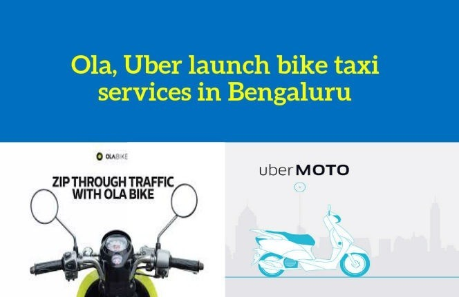 Ola Uber Taxi in Bangalore