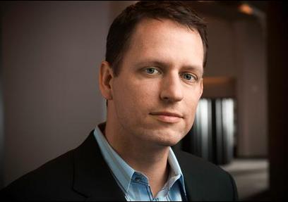 Peter Thiel: Paypal Founder