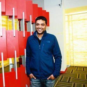 Zomato CEO Deepinder Goyal