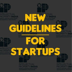 IP guidelines for Startups