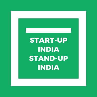 Start-up India Stand-up India