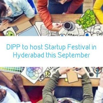 DIPP hosting Startup festival