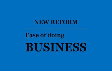 Ease of doing business - IPR