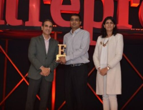Entrepreneur Award 2016
