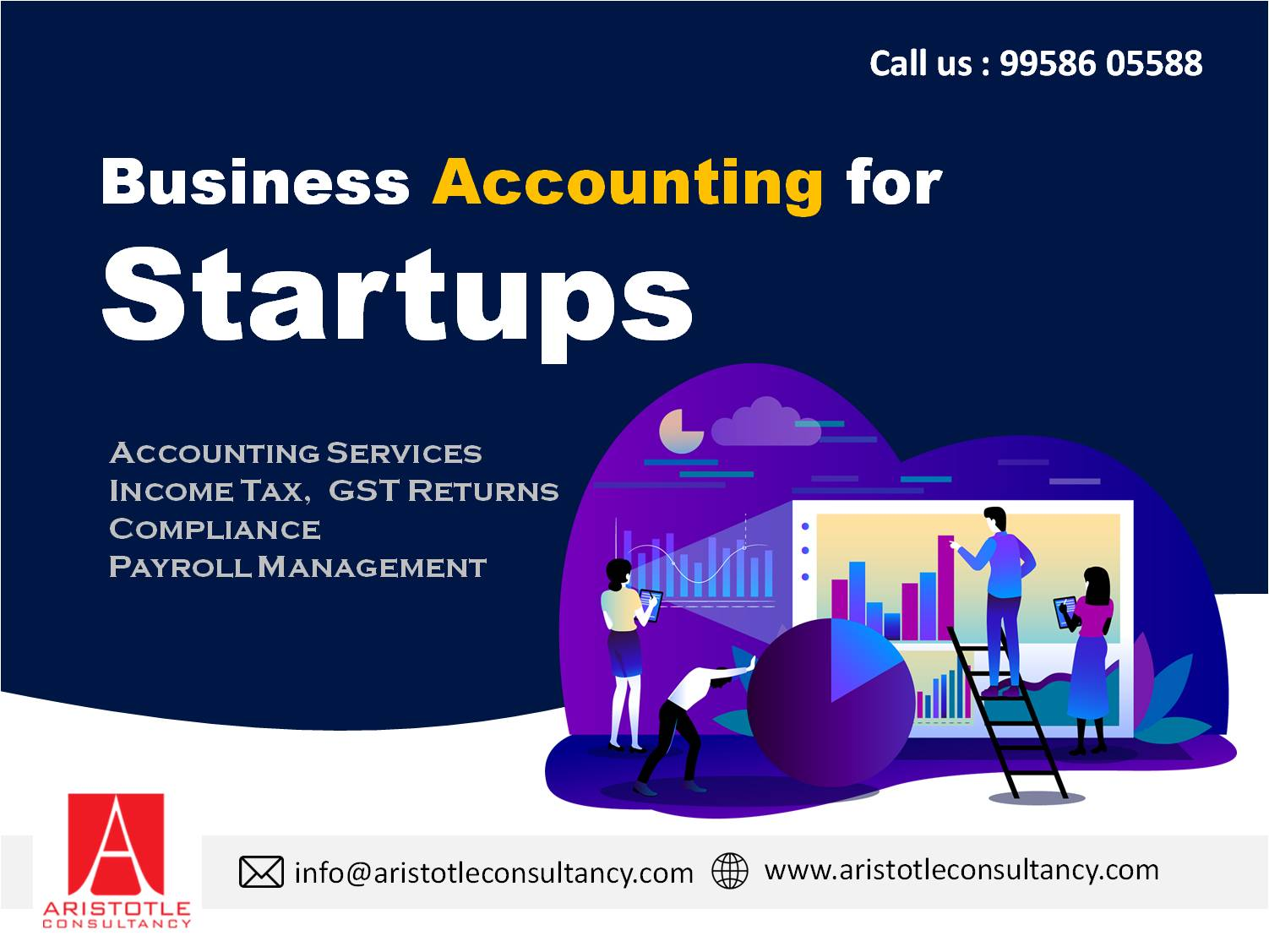Accounts and Booking outsourcing in Raipur, Chhattisgarh
