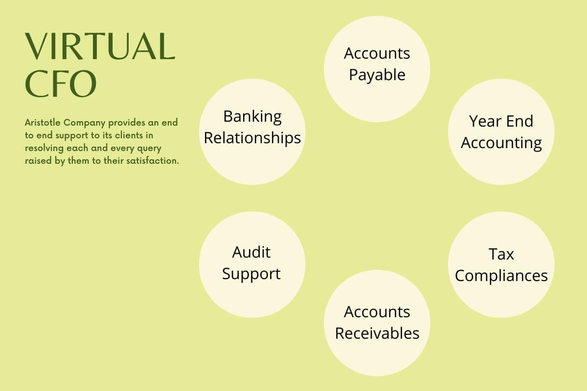 Virtual CFO in Faridabad, Haryana
