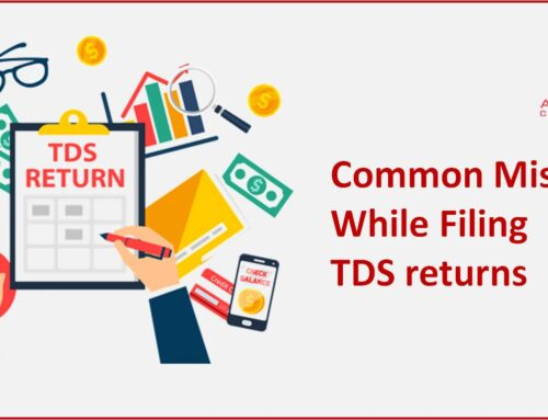 Common Mistakes while Filing TDS returns or TDS Challan