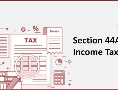 Section 44AB – Income Tax Audit provisions – Applicability, Due date, Penalty, forms